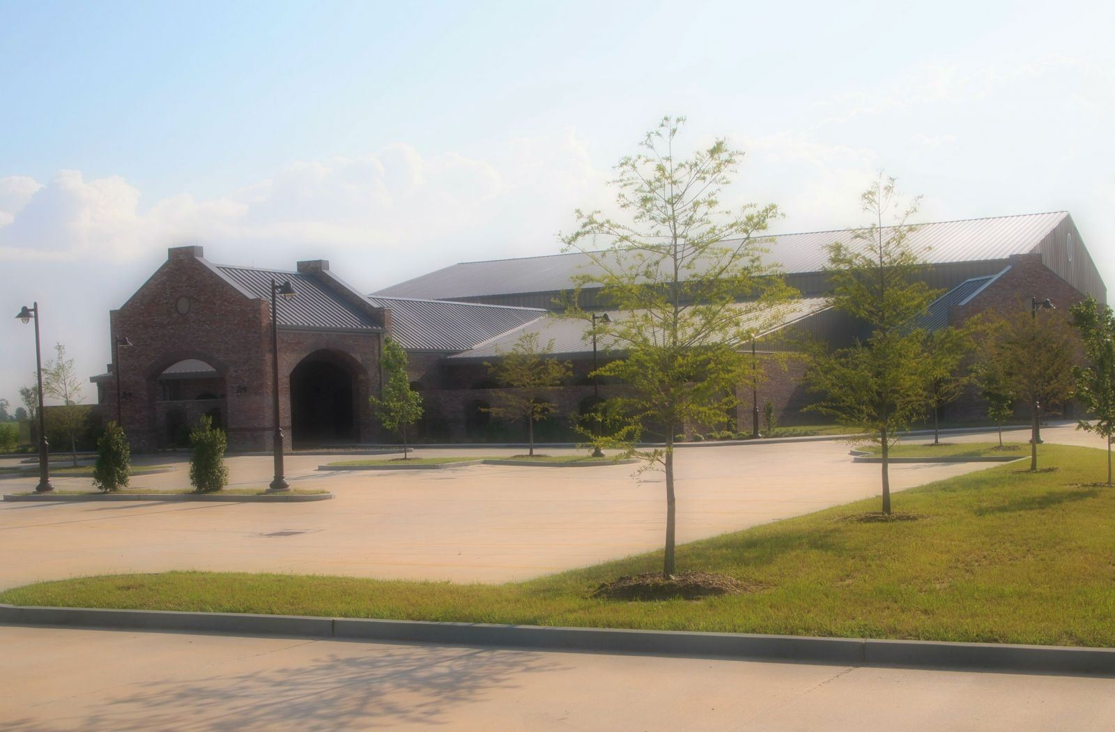 Assumption Parish Community Center Front